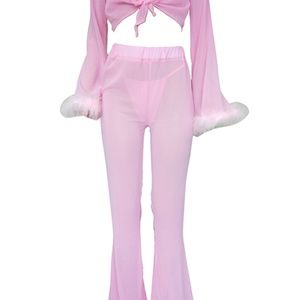 5567ebe01 3 piece BARBIE outfit